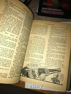 Doc Savage Pulp Magazine Leather Bound Edition Un D'un Kind Custom Ooak Vintage