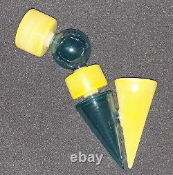 Epok/a Real Nobody One Of A Kind Sherlock Heady Glass Pipe Handmixed Uv