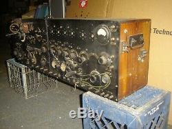 Ère Marconi Ingénieur Construit Un De Nature Que Ce Soit Sans Fil Radio / Emetteur Prototype