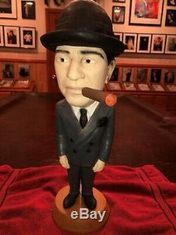 Esco Comme Abbot & Costello Meet The Invisable Man. One Of A Kind Set Of Statues