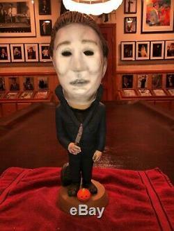 Esco Comme Michael Myers Halloween Statue. Unique En Son Genre. État De Nice