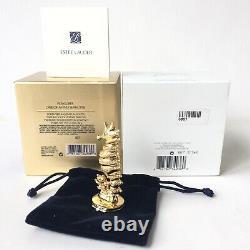 Estee Lauder Pleasures L'un D'une Sorte D'hippocampe Compact Pour Le Parfum Solide Nib