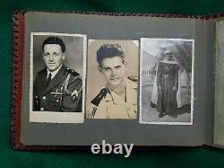 Français'album Photo Foreign Legion, One Of A Kind, Algérie, Bel Album