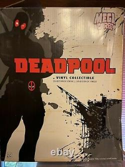 Funko Fundays Mega Dorbz Red Deadpool Rare 1/30! C'est Une Sorte De Râle.