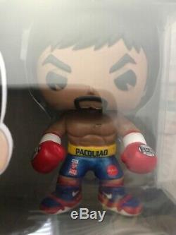 Funko Pop Unique Du Genre Manny Pacquiao Boxe