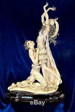G. Armani # 1933t Danse Orientale Tout Neuf Dans Une Boîte Véritable Un Amour Rare