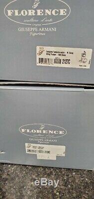 Giuseppe Armani Disney Thumper 2127c Et 2128c Artist Proof Un Rare Of A Kind