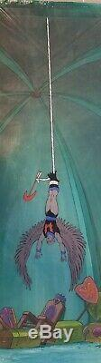 Grand Cel Original D'animation De Dessin Animé She-ra (un D'un Genre)
