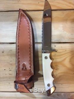 Harold Corby Unique En Son Genre Couteau Authentique Rare
