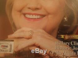 Hillary Clinton A Signé Madame La Présidente De La Presse Newsweek