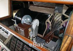 Jukebox Seeburg M100-a 1948 - Un Seul Genre Hybride 6000 Mech 33-1 / 3 Lp