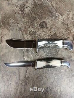 L'un D'un Genre Buck Couteaux 103/102 Set