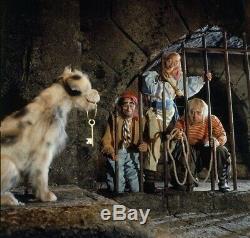 L'un Des Types Disneyland Pirates Des Caraïbes Prison Scène Prop Tête