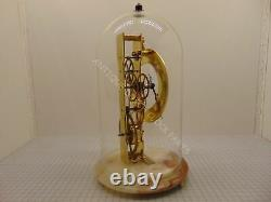 L'une D'une Horloge Suisse Edmont Mathey Skeleton