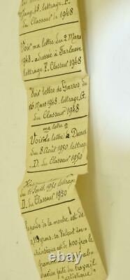 L'une Des Montres De Poche Kind 18k Or Et Enamel Skeleton Repeater Appartenant À Napoléon I