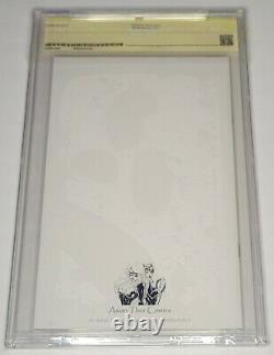 Lady Death #1 Unique En Son Genre. Jamie Tyndall Sketch Cover Cbcs Art Ltd 5 Cover