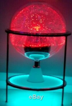 Lampadaire Fibre Optique Fantasia Cosmos 2, Beau! Unique En Son Genre