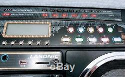 Lasonic I931 Vintage Boom Box Unique En Son Genre