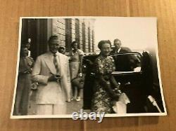 Le Roi Edward VIII Et Wallis Simpson L'une Des Belles Photos 30s Abdication
