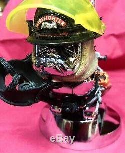 Mack Pompier Ornement De Capot Un D'une Sorte Mack Truck Bulldog