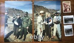 Marilyn Monroe Photos Originales Et Diapositives De 1954 Corée Trip One Of A Kind