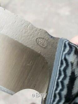 Miller Bros Titanium Blade, Un D'une Sorte M8