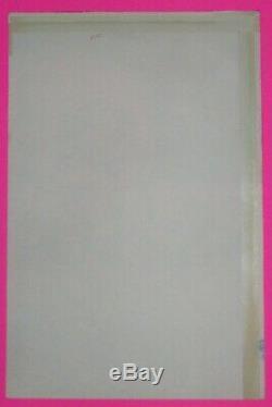 Nexus N ° 50 Page 42 Art Original De Bande Dessinée Signé Steve Rude Unique En Son Genre