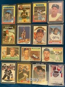 One Of A Kind 1/1 Hall Of Fame Hof Rookie Rc Psa Bgs Mvp All Star Lot Collection