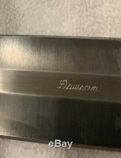 One Of A Kind Personnalisé Dawson Stag Dagger