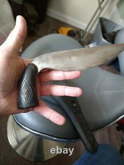 One Of A Kind Vintage Gun / Couteau Des Philippines