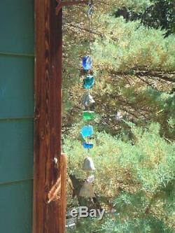 Paolo Soleri 23 Bronze Vent De Bell Rain Chaîne 2 De Bell One Of A Kind Voir La Fotos