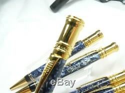 Parker Duofold Us Presidents 6 Stylo À Bille Pen Lot One Of A Kind Tous Les USA Made
