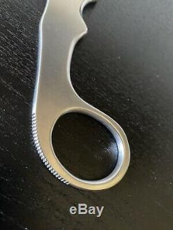 Pat Crawford Personnalisé Karambit Couteau Prototype One Of A Kind! Trouver Ultra Rare