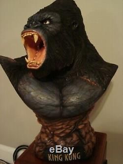 Personnalisé Statue King Kong Buste Unique
