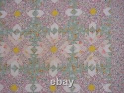 Quilt Antique Un D'un Modèle Genre Fantastic Quilting Fantastic Pastel Colors