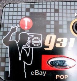 Radio Am / Fm De Collection Vtg Lasonic I931 À Collectionner Ipod Unique En Son Genre Testée