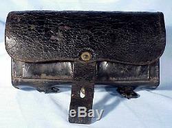 Rare. 50-70 Cartouche Box One Of A Kind