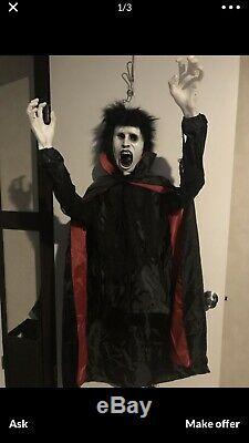 Rare Gemmy Vampire Prototype Spirit Halloween Htf Unique En Son Morbide