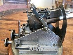 Rare Seconde Guerre Mondiale Ère Artillerie Militaire Réplique Main One-of-a-kind Collection