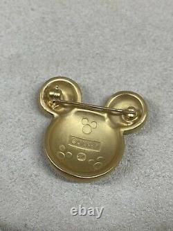 Rare Set Unique En Son Genre Disney Gallery / Swarovski Bracelet & Pin