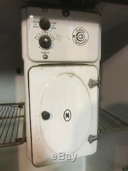 Réfrigérateur Norge Rollator Des Années 1930. Unique En Son Genre