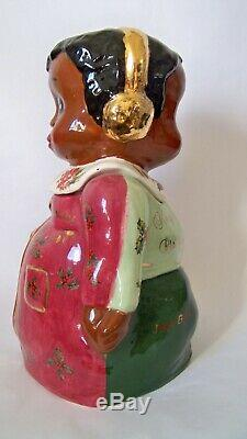 Shirley Corl Artist Proof Leroy Lucy One Of A Kind Cookie Jar