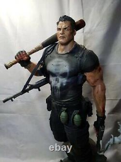 Sideshow Collectibles Premium Format Punisher One Of A Kind Repeted