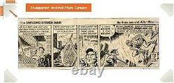 Spider-man Daily & Sunday Strips 1ère Année Complète (1977) Une Des Feuilles