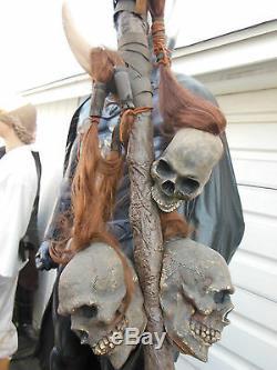 Star Wars Lifesize Amanaman Statue 11 Échelle One Of A Kind! Episode VI