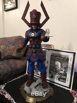 Statue Galactus Sur Mesure! 24 Pouces De Hauteur! Unique En Son Genre