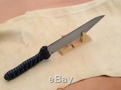 Tactical Bowie Couteau Par Hunton Conjaerts, First One Of A Kind Art Disponible