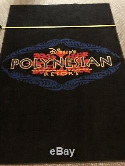 Tapis De Tapis Disney Polynesian Tiki Resort
