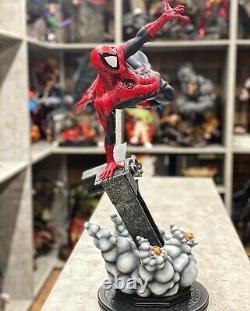 Un D'un Genre Personnaliser Sideshow Exclusive Spider-man Statue
