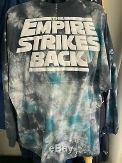Un D'une Sorte De Star Wars Empire 40ème Anniversaire Strikes Back Taille Spirit Jersey